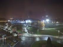 Noc na Barakaldo Zdjęcia Stock
