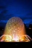noc Petersburg świątobliwy biel fotografia stock