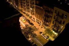 noc street Zdjęcie Stock