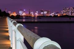 noc Tokyo widok Zdjęcie Stock