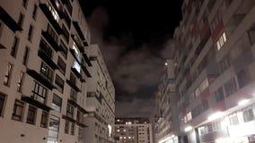noc Vienna Zdjęcie Royalty Free