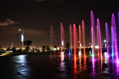 Noc w Loreto3 Obrazy Royalty Free