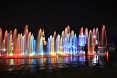 Noc w Loreto2 Zdjęcie Royalty Free