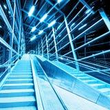 noc wewnętrzni nowożytni schodki Obrazy Stock