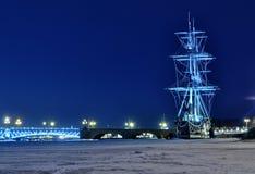 Fregata Zdjęcie Royalty Free