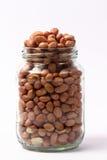 Noccioli dell'arachide Immagini Stock