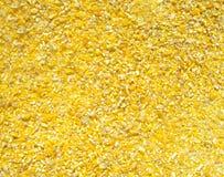 Noccioli di cereale come i precedenti Fotografia Stock Libera da Diritti