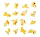 Noccioli schioccati dello spuntino del cereale di schiocco Immagine Stock Libera da Diritti