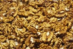 Noce decorticata del granulo. Fotografia Stock