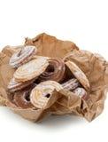Noce di cocco del woth di Bisquits Fotografia Stock Libera da Diritti