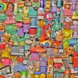 Noch Leben mit Bleistiftspitzern Stockbilder