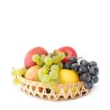 Noch Leben mit Früchten Stockfotografie