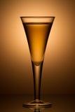 Noch-Lebensdauer mit dem coctail Glas Stockfotos