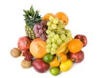 Noch-Lebensdauer mit Früchten lizenzfreie stockfotos