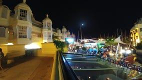 Noche Ла Стоковая Фотография RF
