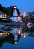Noche. Imagen de archivo libre de regalías