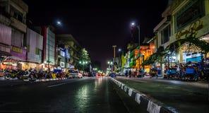 Noche asiática hermosa fotos de archivo libres de regalías
