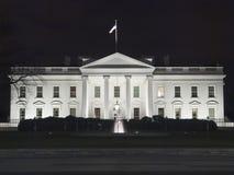 Noche blanca de la casa Fotografía de archivo libre de regalías