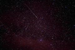 Noche-cielo-estrella Fotos de archivo libres de regalías