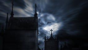 Noche de Halloween imagen de archivo