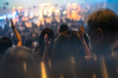 Noche de la adoración imagenes de archivo