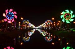 Noche de la celebración Fotos de archivo