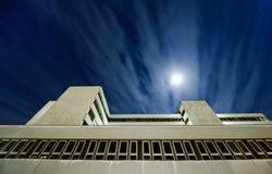Noche de la ciudad Imágenes de archivo libres de regalías