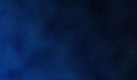 Noche de la estrella Stock de ilustración