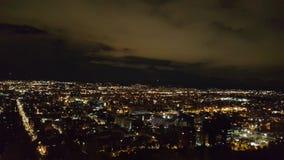 Noche de la imagen Fotos de archivo