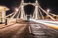 Noche de Londres imagen de archivo libre de regalías