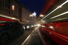 Noche de Londres Fotos de archivo libres de regalías