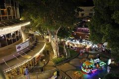 Noche de Pataya Imágenes de archivo libres de regalías