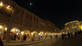 Noche de Souq Waqif metrajes