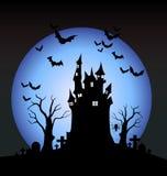 Noche de Halloween Imagen de archivo libre de regalías
