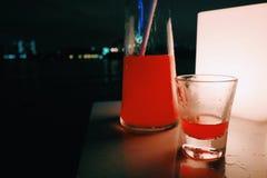 Noche desapasible Imagen de archivo libre de regalías