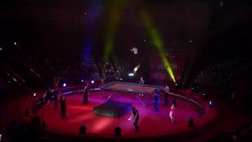 Noche en el circo metrajes