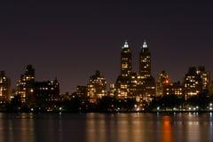 Noche en el UWS Imagen de archivo libre de regalías