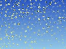 Noche estrellada Fotos de archivo