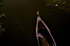Noche flotante Foto de archivo libre de regalías