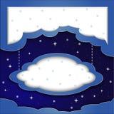 noche Fondo-hermosa Imagen de archivo