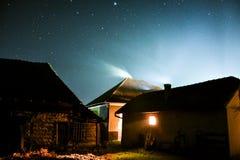 Noche fría Imagen de archivo libre de regalías