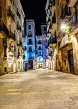 Noche gótica Imagen de archivo libre de regalías