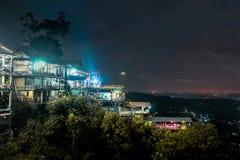 <b>Noche hermosa</b> Imágenes de archivo libres de regalías
