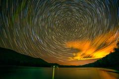 Noche hermosa de Stary Fotografía de archivo