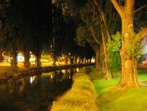 Noche meridional Foto de archivo