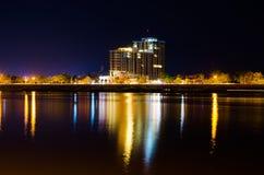 Noche Phnom Penh Fotos de archivo