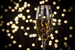 Noche romántica del día de fiesta Fotografía de archivo libre de regalías