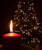 Noche santa Imagenes de archivo