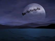 Noche santa Foto de archivo