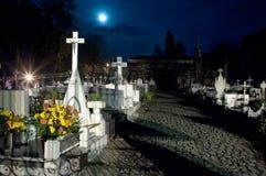Noche sin fin. Foto de archivo libre de regalías